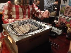 Shichirinyakiniku Anan Musashi Kosugi