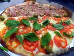Amantes Da Pizza