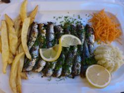 Ηaris Restaurant