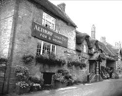 Fox & Hounds at Althorp Coaching Inn
