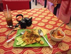 Nhà hàng Kampung Pandan
