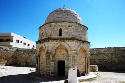 Church of the Ascension -Mosque of the Ascension