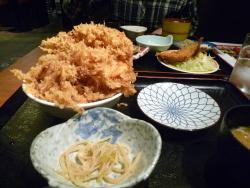 Numazu Himono Fishermen's Dining Tanpaku Okoku