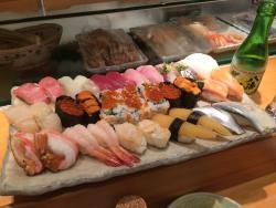 Tsukiji Sushi Ko Shimbashi