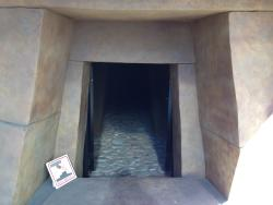 Musashi Fuchu Kumano Jinja Ancient Tomb Pavilion
