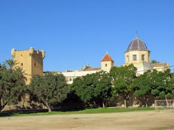 The Santa Faz Monastery