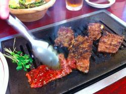 Yakiniku (Grilled meat) Sanpachi 248