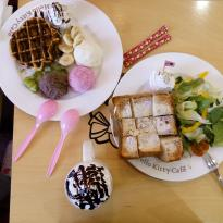 Hello Kitty Cafe Hongik University