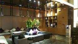 柏高商務酒店天河北天平架地鐵站店