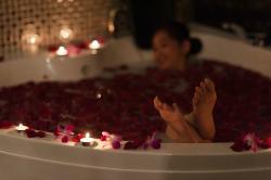 Roses Milk Bath
