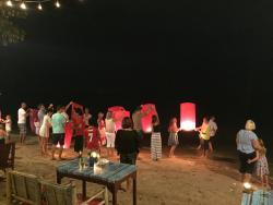 Loy katong festival at boom boom restaurant & bar