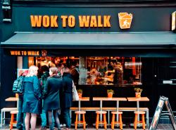 Wok to Walk Goodge St