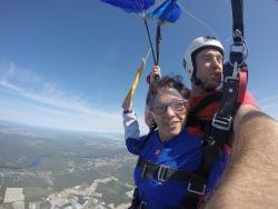 Parachutisme Adrénaline Trois-Rivières