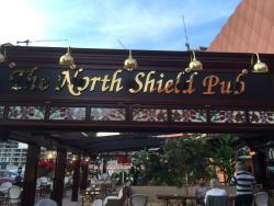 The North Shield