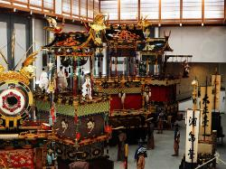 Takayama Festival Floats Exhibition Hall