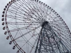 Diamond and Flower Ferris Wheel