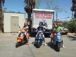 Sin City Scooter Rentals & Tours