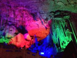 Lanxi Liudongshan Underground River