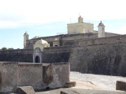 Forte de Nossa Senhora da Graça - Forte Conde de Lippe