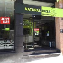 Natural Pizza