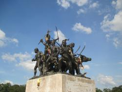 Monument of Bang Rachan Heroes