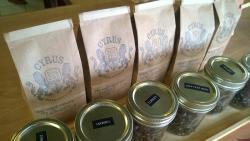 Cyrus: Chai & Coffee Company