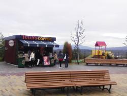 Tully's Coffee Toki Premium Outlet Satellite