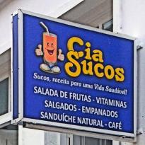 Cia Sucos