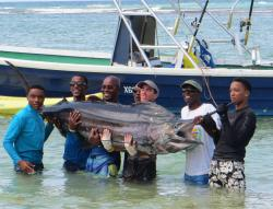 Bad Habbits Fishing Barbados