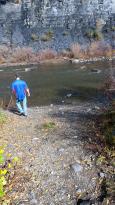 San Juan River Walk