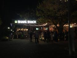 shake Shack Gaien Icho Namiki
