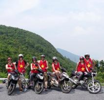 Hoi An Motorcycle Easy Rider Tours - Tony Van