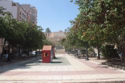 Paseo Federico Soto