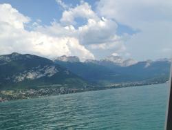 Bateaux Dupraz Lac D'Annecy