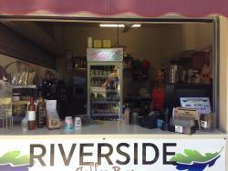 Riverside coffee & Juice bar