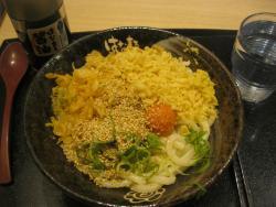 Hanamaru Udon, Ginza Matsuya-Dori