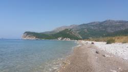 Buljarica Beach
