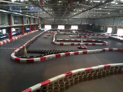 U-Speed Indoor Go-Karting