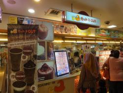Each A Cup Sogo Kuala Lumpur