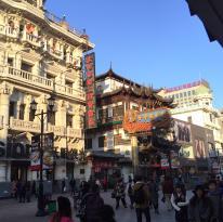 Shenyang Taiyuan Shopping Street