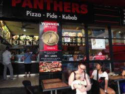 Panthers Pizza & Kebab