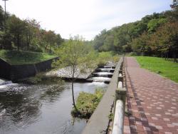 Pereke River Shore Park