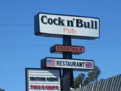 Cock 'n Bull British Pub