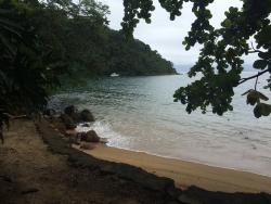 Praia de águas calmas , paraíso!