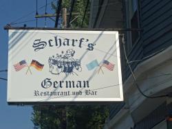 Scharf's German Restaurant und Bar