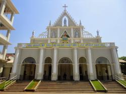 Saint Sebastian Church, Bendur, Mangalore
