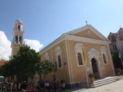 Ιερού Ναού Αγίου Σπυρίδωνος
