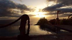 Mango Island Lodges Dominica - Poolside