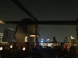Nice view, nice food and nice service.