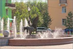 Fountain Cranes